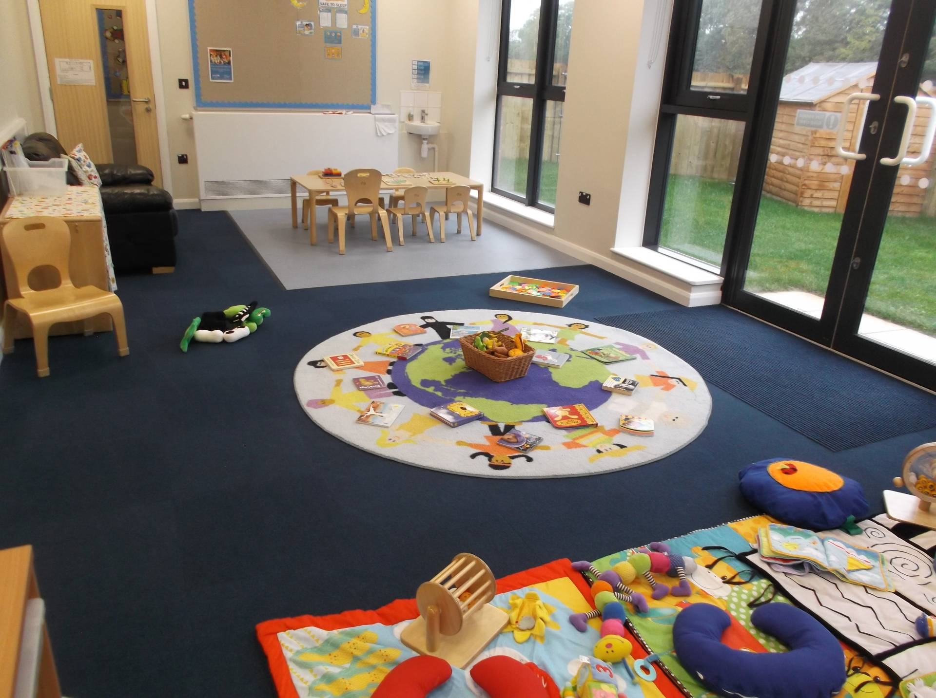 Play and activity room 2