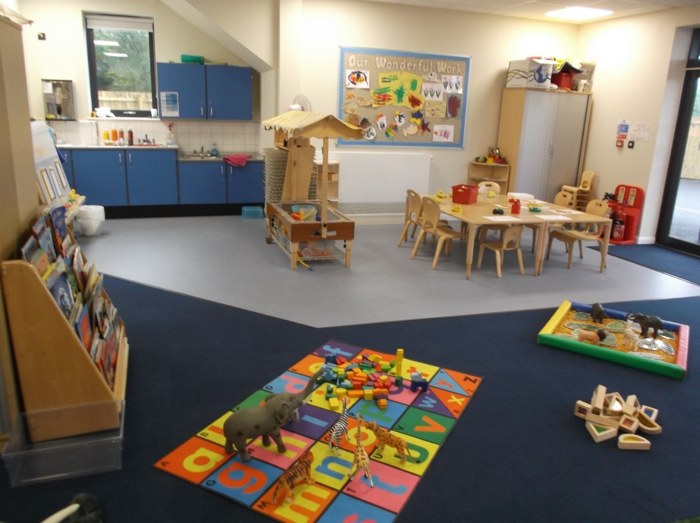 Play and activity room 3