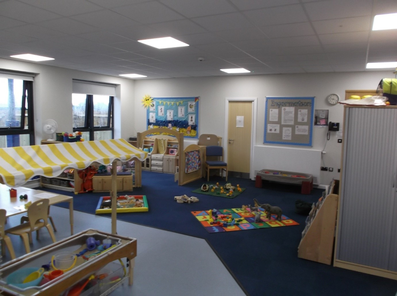 Play and activity room 1