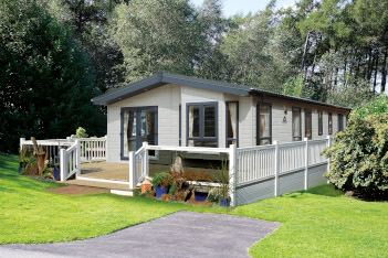 South Cliff Holiday Park - Lodge Exterior